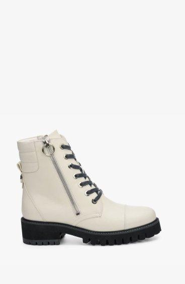 Ботинки молочные Estro ER00108329
