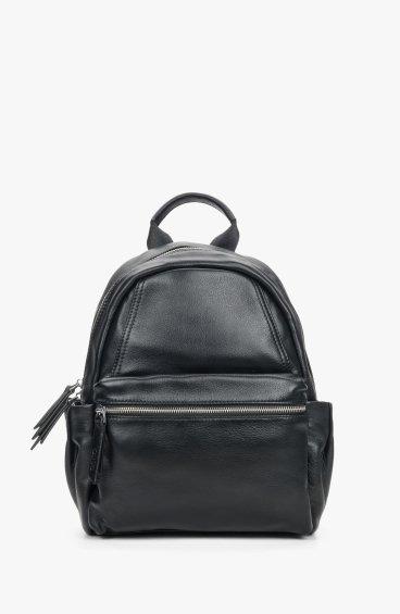 Рюкзак женский черный Estro ER00110121