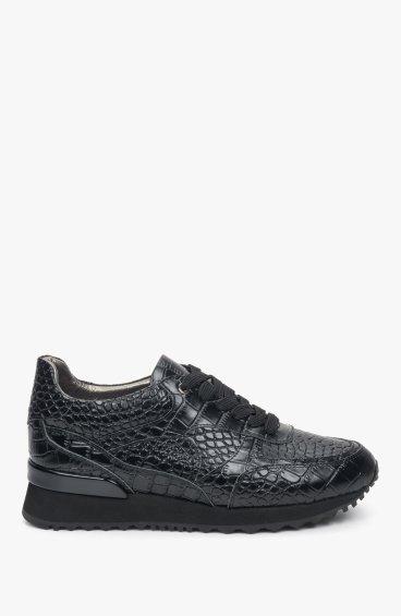 Кроссовки черные Estro ER00109069