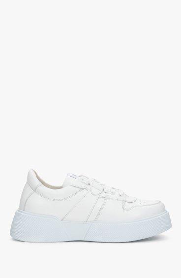 Кеды белые Estro ER00110195