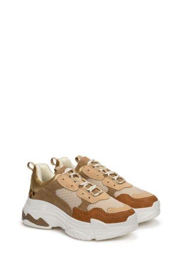 Кроссовки коричневые Estro ER00107250