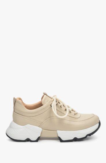 Кросівки бежеві Estro ER00109444