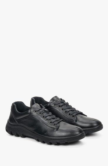 Кроссовки черные Estro ER00109558