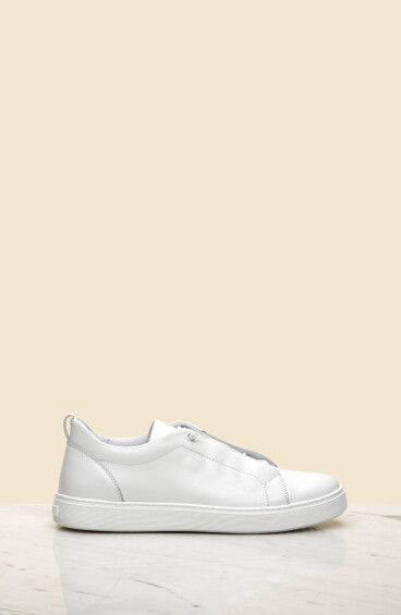 Кеды белые Estro ER00109161