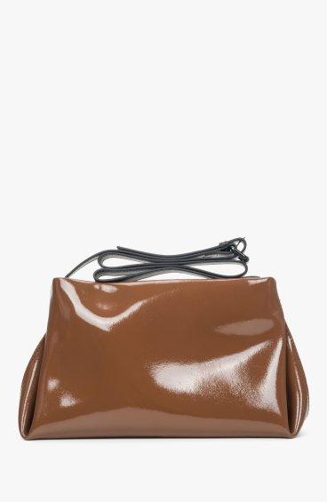 Сумка коричнева Estro ER00109972