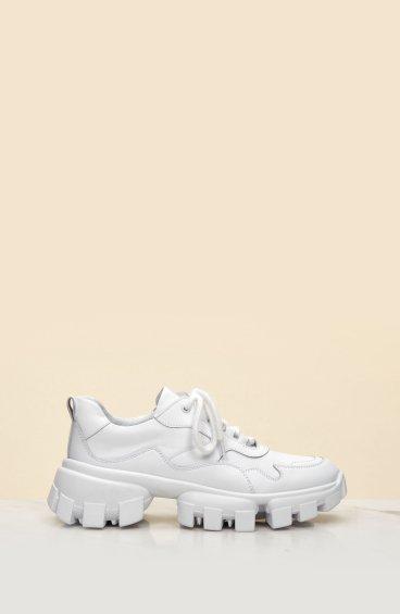 Кроссовки белые Estro ER00109151