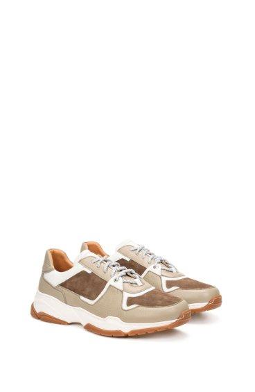 Кроссовки коричневые Estro ER00106806