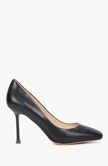 Туфлі чорні Estro ER00110235