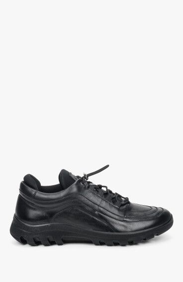 Кроссовки черные Estro ER00109557