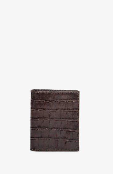 Гаманець коричневий Estro ER00109014