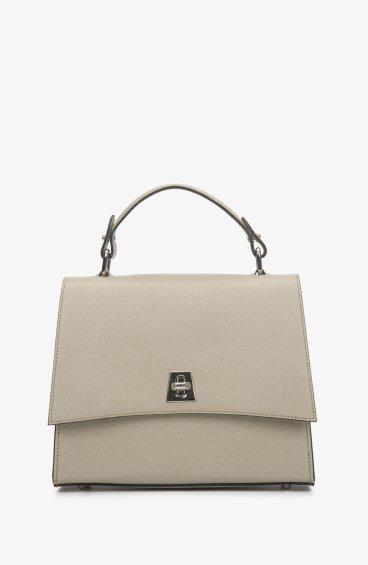 Итальянская кожаная сумка Estro ER00108866