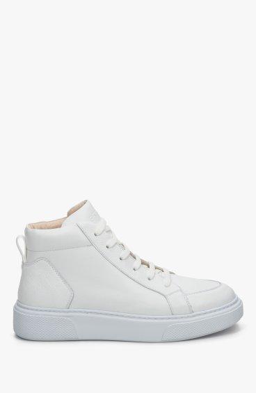 Хайтопы белые Estro ER00109451