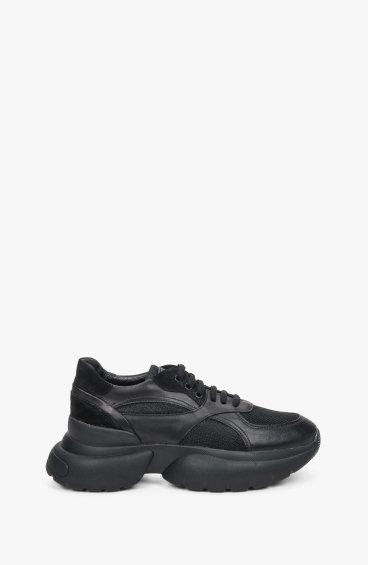 Кросівки чорні Estro ER00109387