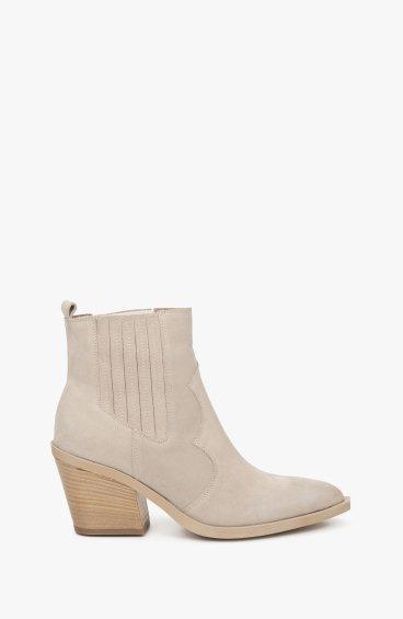 Ботинки с кожаной подкладкой Estro ER00108906