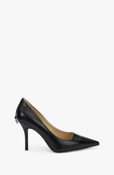 Туфлі-човники чорні Estro ER00107890