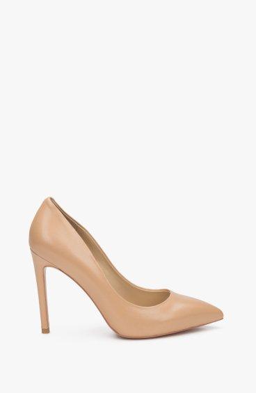 Туфлі бежеві Estro ER00108142