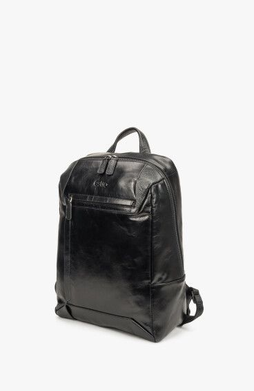 Рюкзак чорний Estro ER00109008