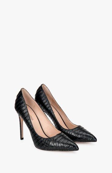 Туфли-лодочки чёрные Estro ER00107976