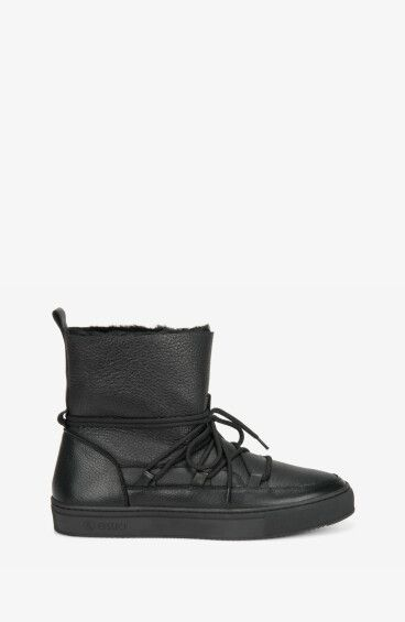 Ботинки-луноходы Estro чёрные ER00106065