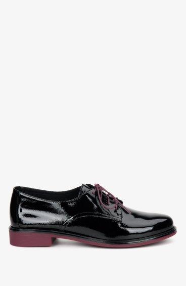 Туфли черные Estro ER00108199