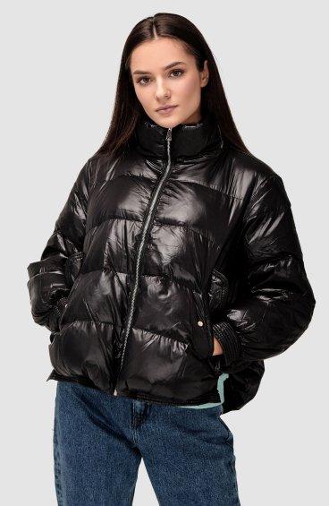 Куртка пуховая на резинке ER00108561