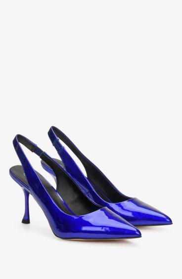 Слингбеки женские Estro синие ER00107056