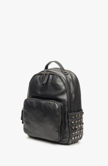 Рюкзак жіночий чорний Estro ER00108375