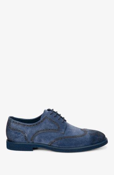 Дерби синие Estro ER00107299