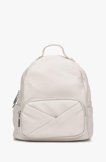 Рюкзак молочный Estro ER00109508