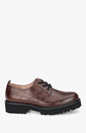 Туфли коричневые Estro ER00107981