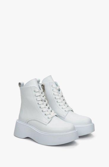 Ботинки белые Estro ER00109417