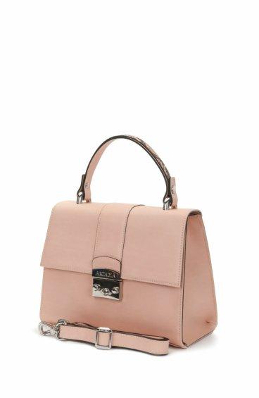 Сумка-флеп Arcadia розовая ER00102514