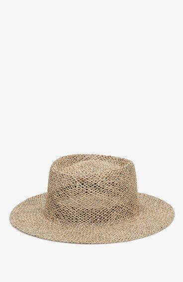 Шляпа соломенная Estro ER00109687