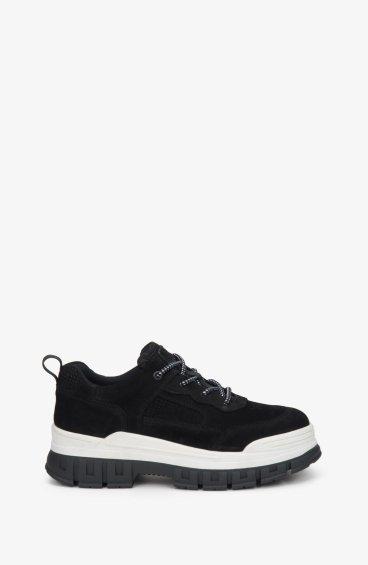 Кроссовки черные Estro ER00108470