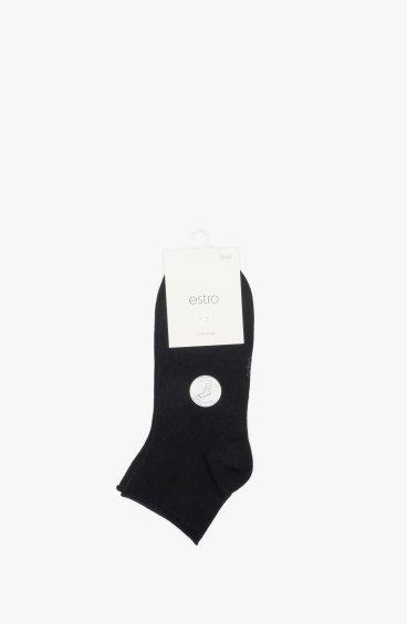 Шкарпетки жіночі Estro чорні ER00109114