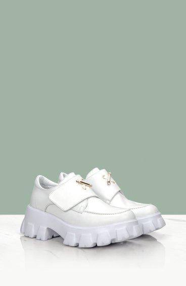 Туфли белые Estro ER00107349
