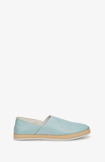 Туфли летние женские Estro голубые ER00107314