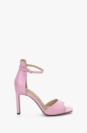 Босоніжки рожеві Estro ER00108991