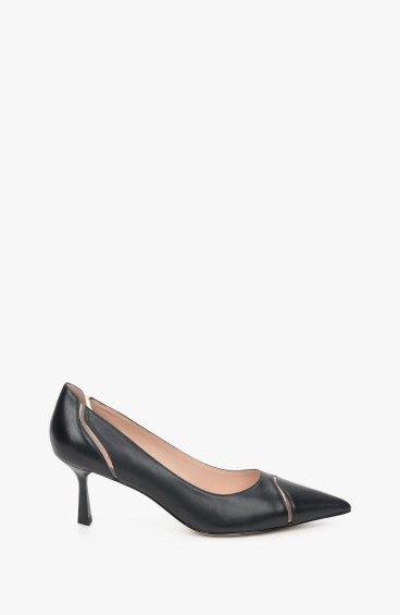 Туфли черные Estro ER00109377