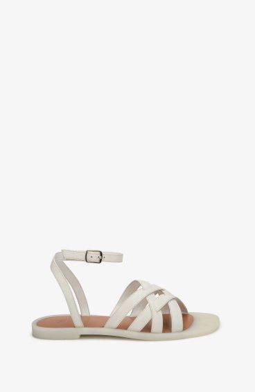 Босоножки женские Estro белые ER00107629