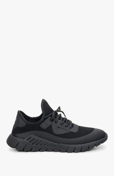 Кроссовки черные ES8 ER00109044