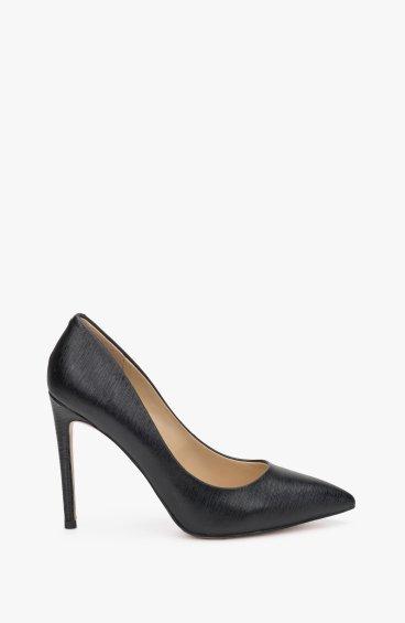 Туфли чёрные Estro ER00108144