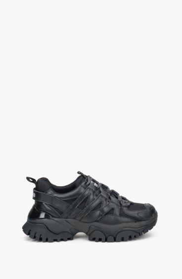 Кроссовки чёрные ES8 ER00108192
