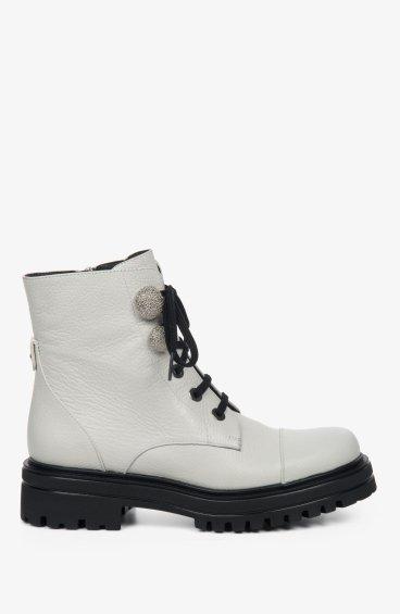 Ботинки с кожаной подкладкой Evaluna ER00108709