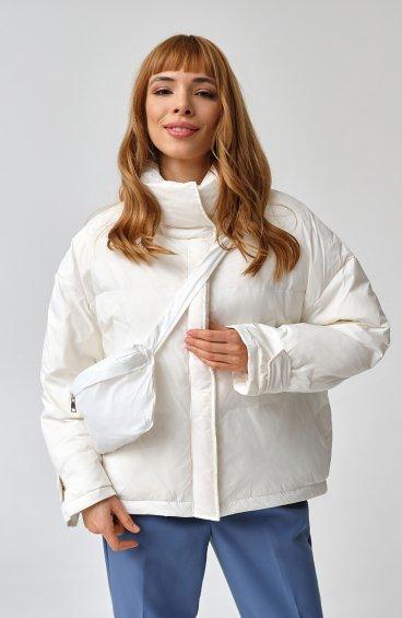 Куртка демісезонна пухова Estro ER00109090