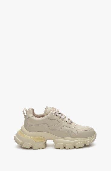 Кросівки бежеві Estro ER00108976