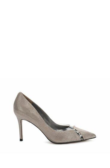 Туфли-лодочки estro серебро ER00105496