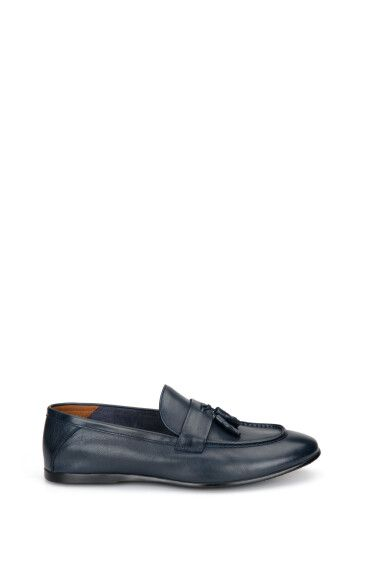 Туфли тёмно-синие Estro ER00107977