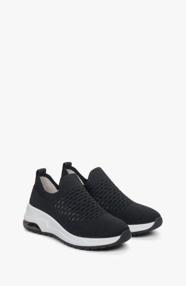 Кросівки чорні Estro ER00109055
