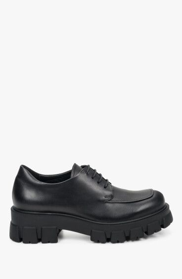 Туфлі чорні Estro ER00109420